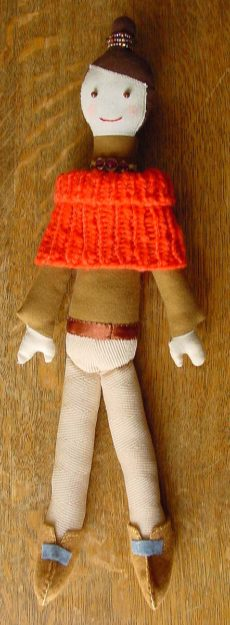 Una-na doll - Florence Dollington
