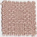 Design your own Weavette Squares and the Letter A