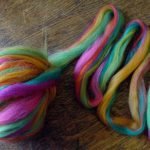 Scrap Batts: Heathered Yarns Without a Drum Carder