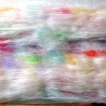 Scrap Batts: Speckled Multi-Fibre Batts