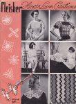 Fleischer Flower Loom Creations vol.48 1937