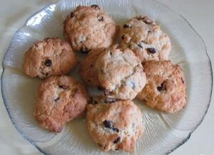 Rock cakes from 1927
