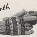 Carol and Beth Fair-isle Gloves