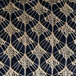 Pattern for Knitted Curtains