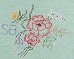 Floral Bouquet c1930