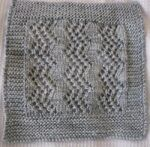 Beautiful Pattern for a Shetland Shawl