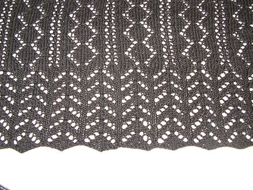 Beautiful Pattern For A Scarf Knitting And