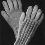 Little Folk Toddler's Gloves