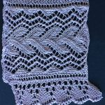 Vine and Shell Lace