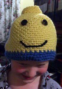 Charlie's Block Head hat