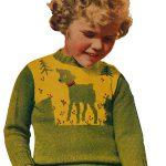 Ba-Ba Toddler's Sweater/Jumper
