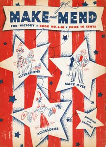 Make Do and Mend for Victory Cover