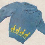 Giraffes All – Toddler's Jumper/Sweater