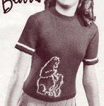 Honey Bears Girl's Jumper/Sweater