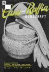 Cane and Raffia by Homecrafts c1950