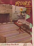 Rugs, Lily Book No. 54