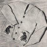 Jumbo Jacket Toddler Cardigan