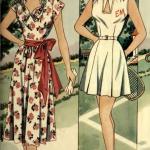 Tennis Dress with Neckline Cutout