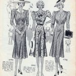 Vintage Dresses with Waist Modifications