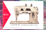 Singer 401 Stitches and Decorative Stitching Tips