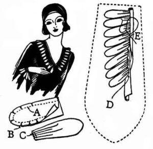 Daisy Collar Sewing Pattern