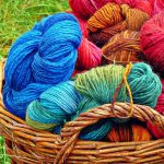 English to Latvian Knitting Glossary
