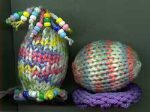 Knitted Eggs