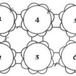 Joining Granny Circles With Crochet: Granny Crochet A