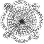 Joining Granny Circles With Crochet: Granny Crochet B