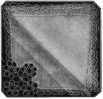 Handkerchief Corner for a Tatter