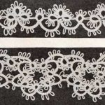 Two Edgings from McCall Needlework, Summer 1946