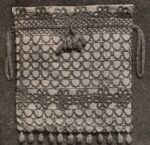 Tatted and Crocheted Bag