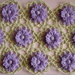 The Lace Crochet Join for Loomed Flowers
