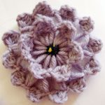 Flower Loom Cluster Stitch Flower V2