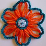 Making Stars on Any Round Flower Loom