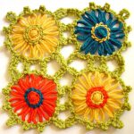 Loomed Flower Tack Join