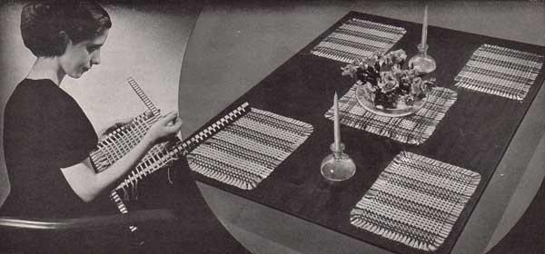 Bucilla Waffle Weave Creations. Volume 100
