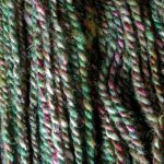Scrap Batts: Heathered Yarns