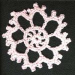 Wheel Design in Crochet