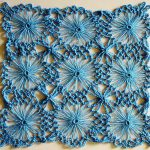 Small Loomed Flower Join