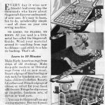 The Singercraft Guide Advertisement from Needlecraft Magazine, October 1933