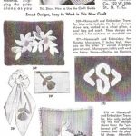 A New Craft for Christmas Gifts from the Pictorial Review, December 1932