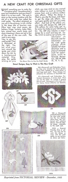 Pictorial Review, December 1932