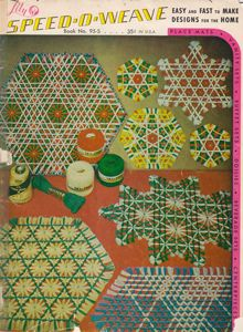 Lily Speed-O-Weave booklet 95s