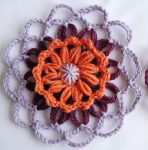 Starburst Centre for Loomed Flowers