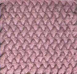 Basket-weave Square