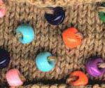 Knitting in Beads and Buttons