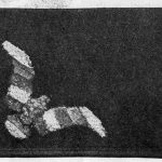 Beret and Handbag in Bird Design, Needlecraft Magazine October 1933