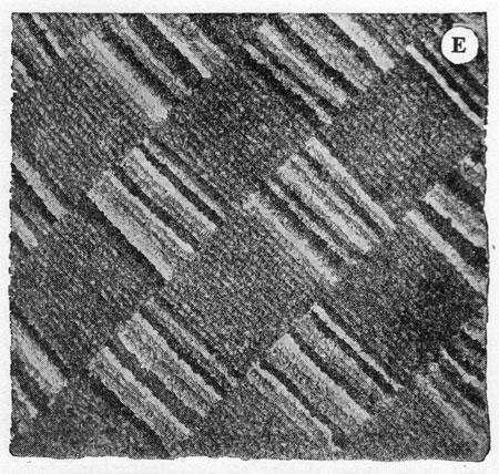 Diagonal Singercraft rugs
