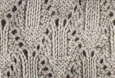 reevrse of the jumper's stitch pattern